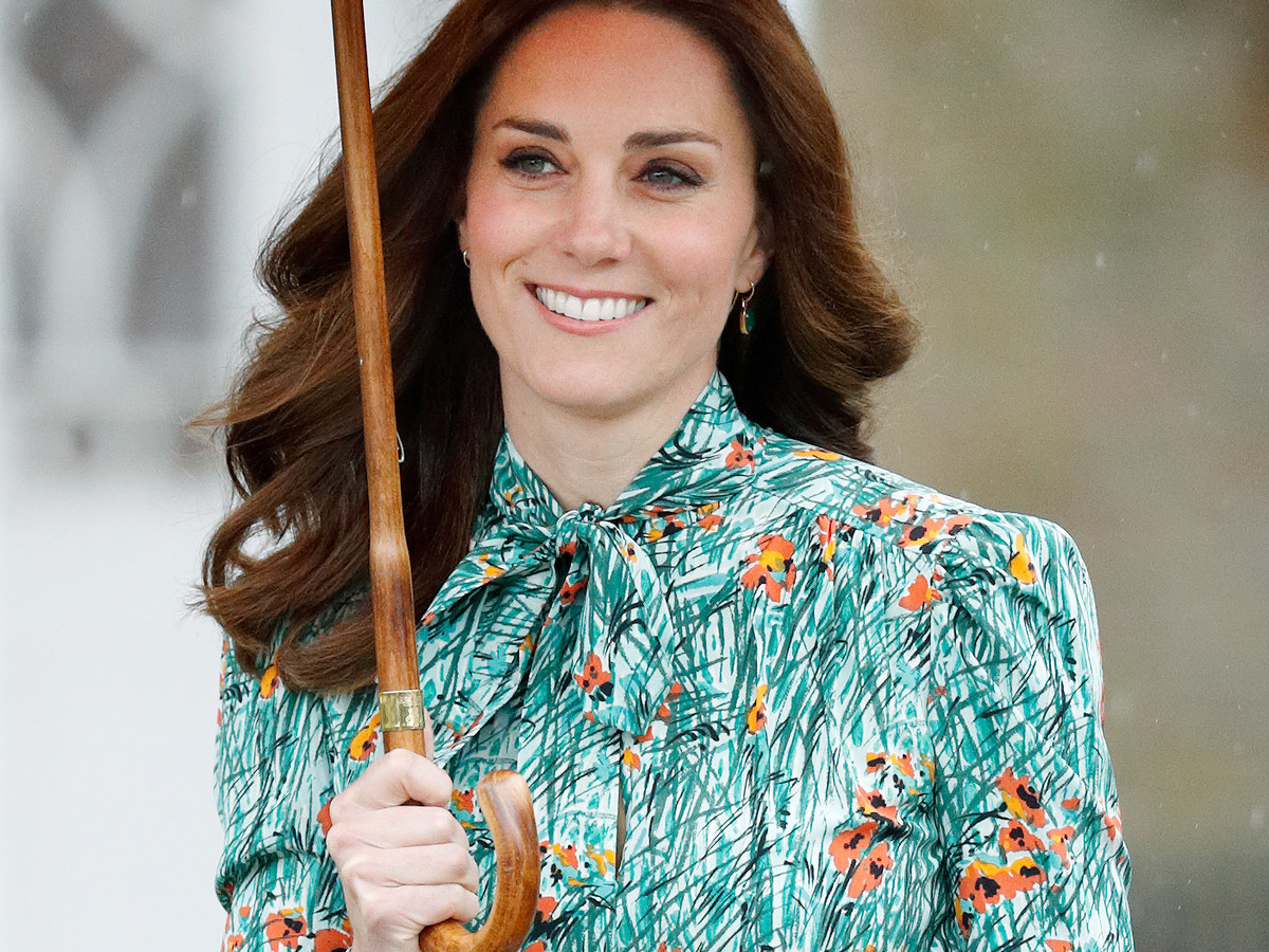 The Best Maternity Moments of Kate Middleton - Southern Living