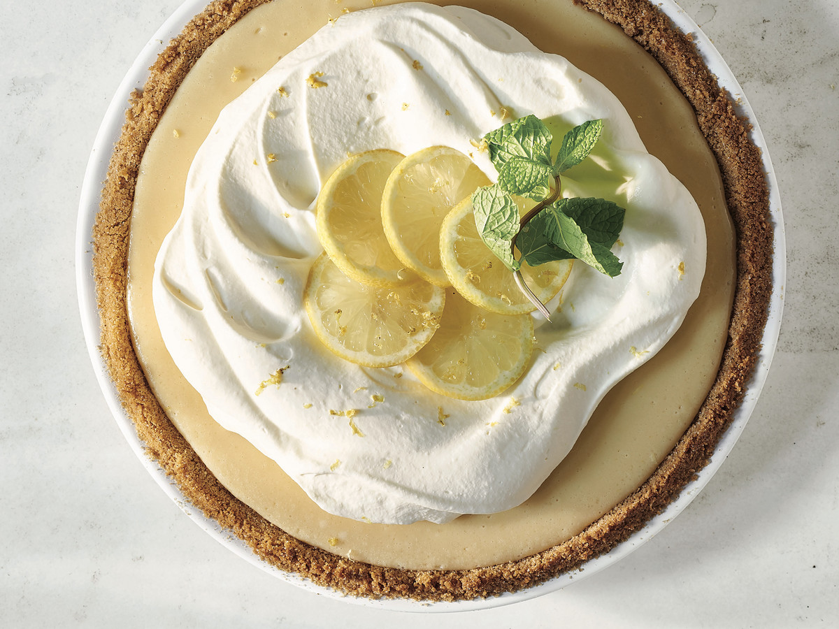 Magnolia Table Lemon Pie