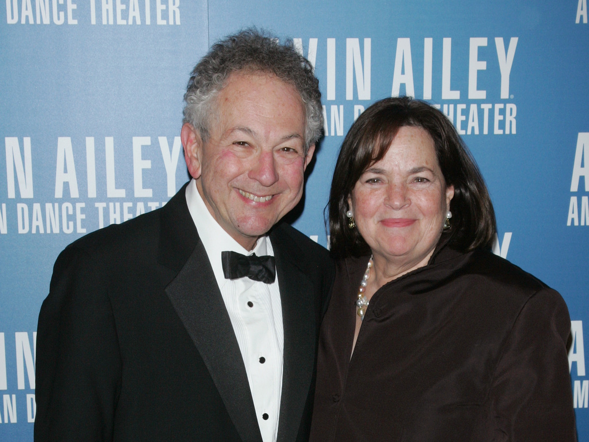 Ina and Jeffrey Garten
