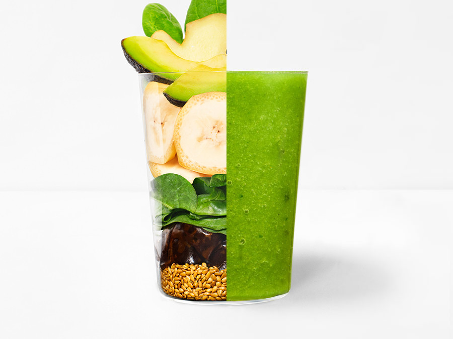 Ginger and Greens Smoothie