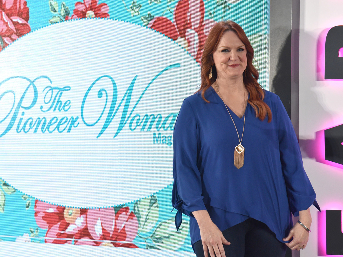 WATCH: Ree Drummond Once Dyed Her Signature Red Hair Brown — See the Amazing Photo