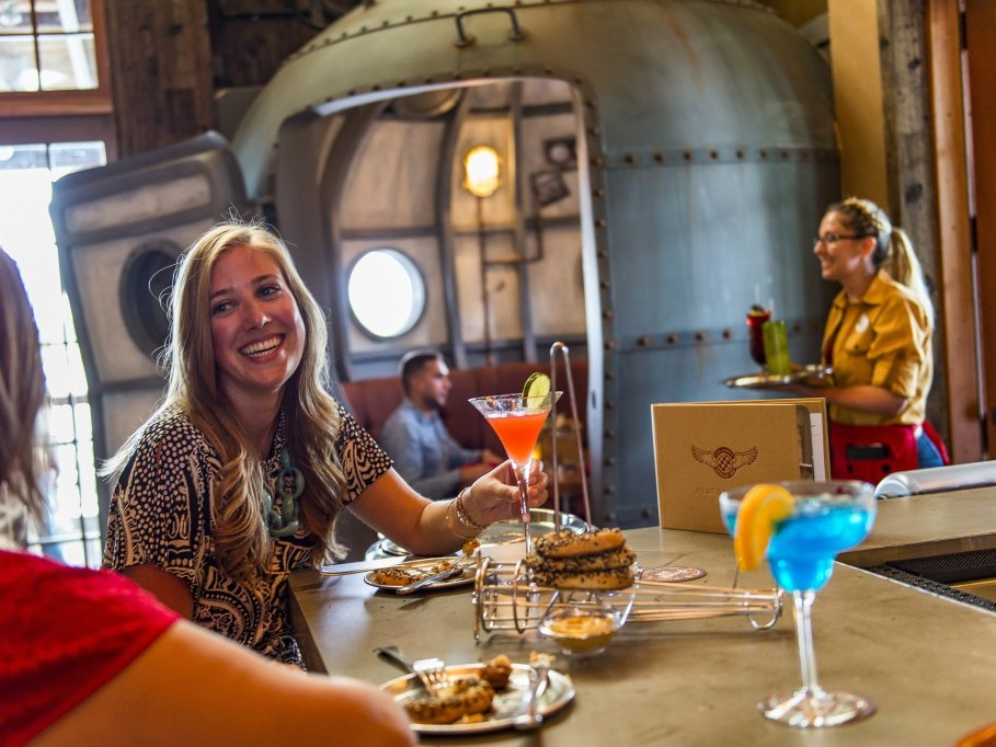 How Disney World Is Courting Adults