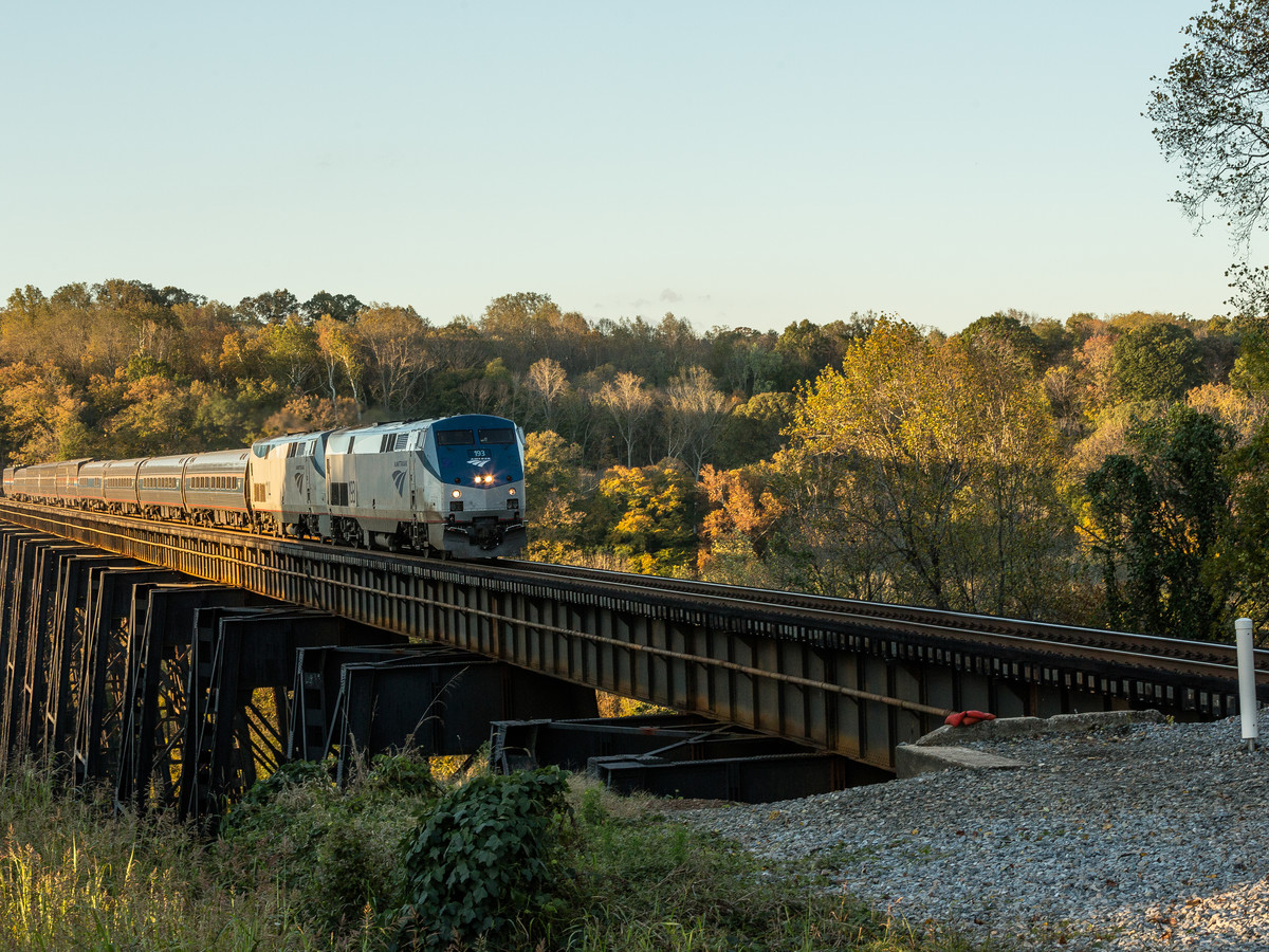 Amtrak Has an Amazing Flash Sale for Travel Between Atlanta and New Orleans