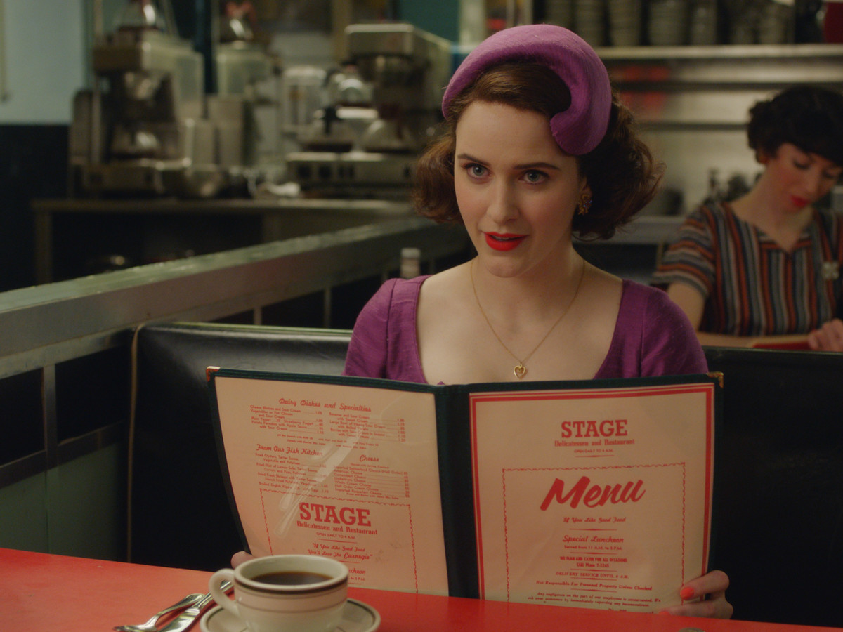 Marvelous Mrs. Maisel Still