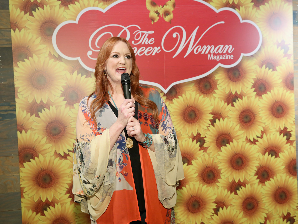 Ree Drummond Reveals the Women Who Inspired Her To Cook
