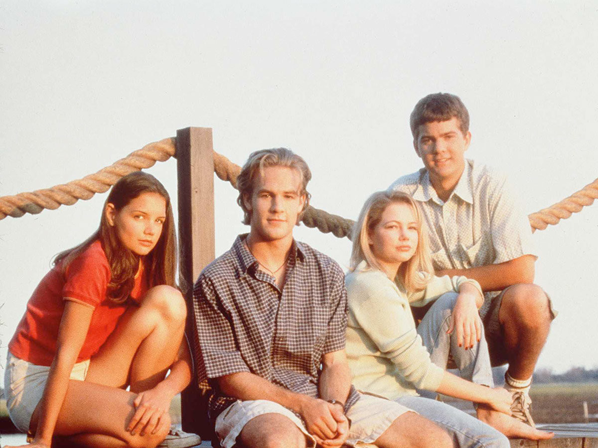 The Dawson's Creek Cast Is Reuniting—and Here's What Will Happen, In Our Dreams