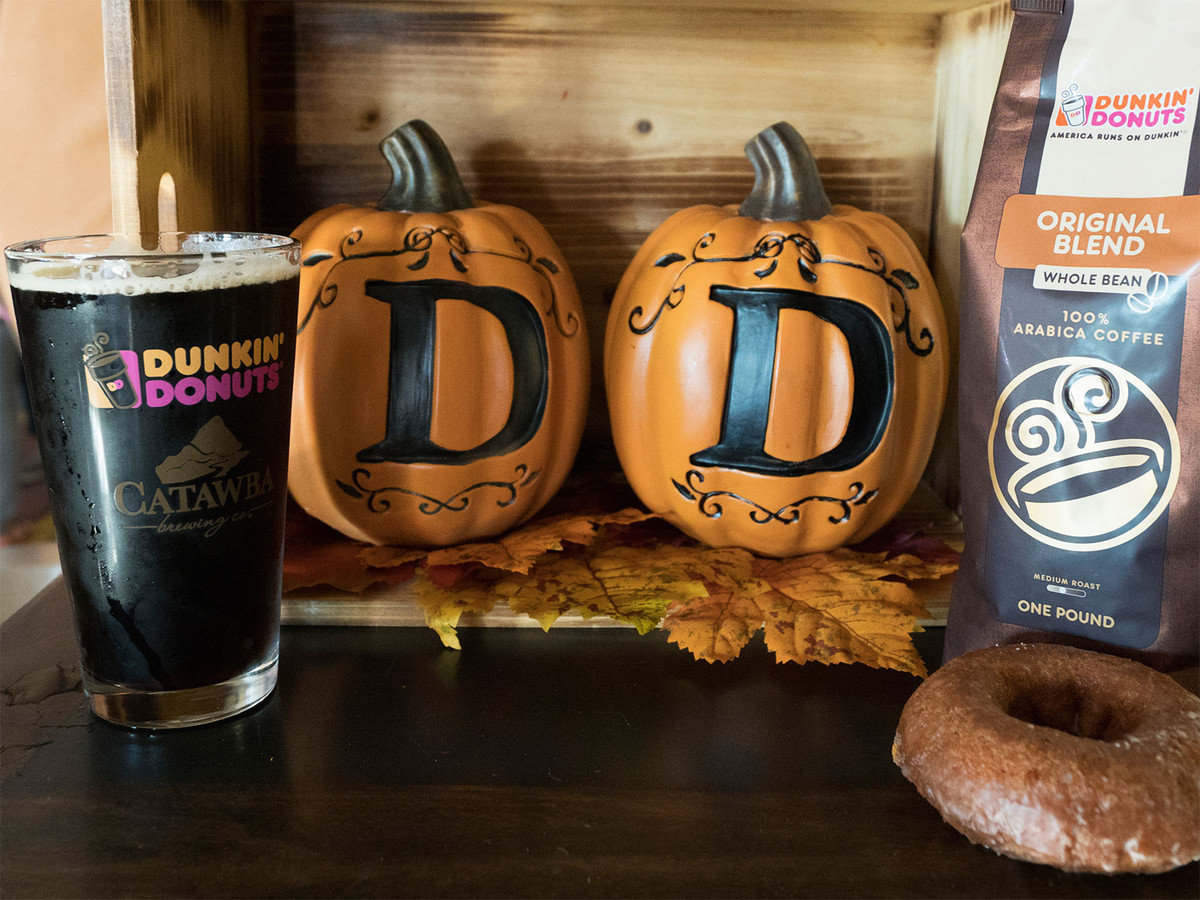 dunkin donuts beer with catawba