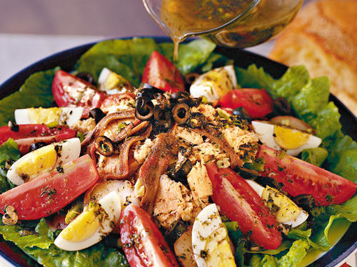Cool Summer Salads Index
