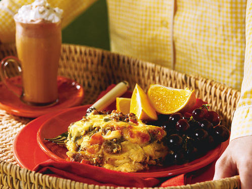 Pamper Mom with Breakfast