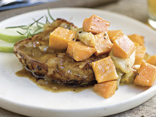 What's for Supper? Make Pork Chops Special