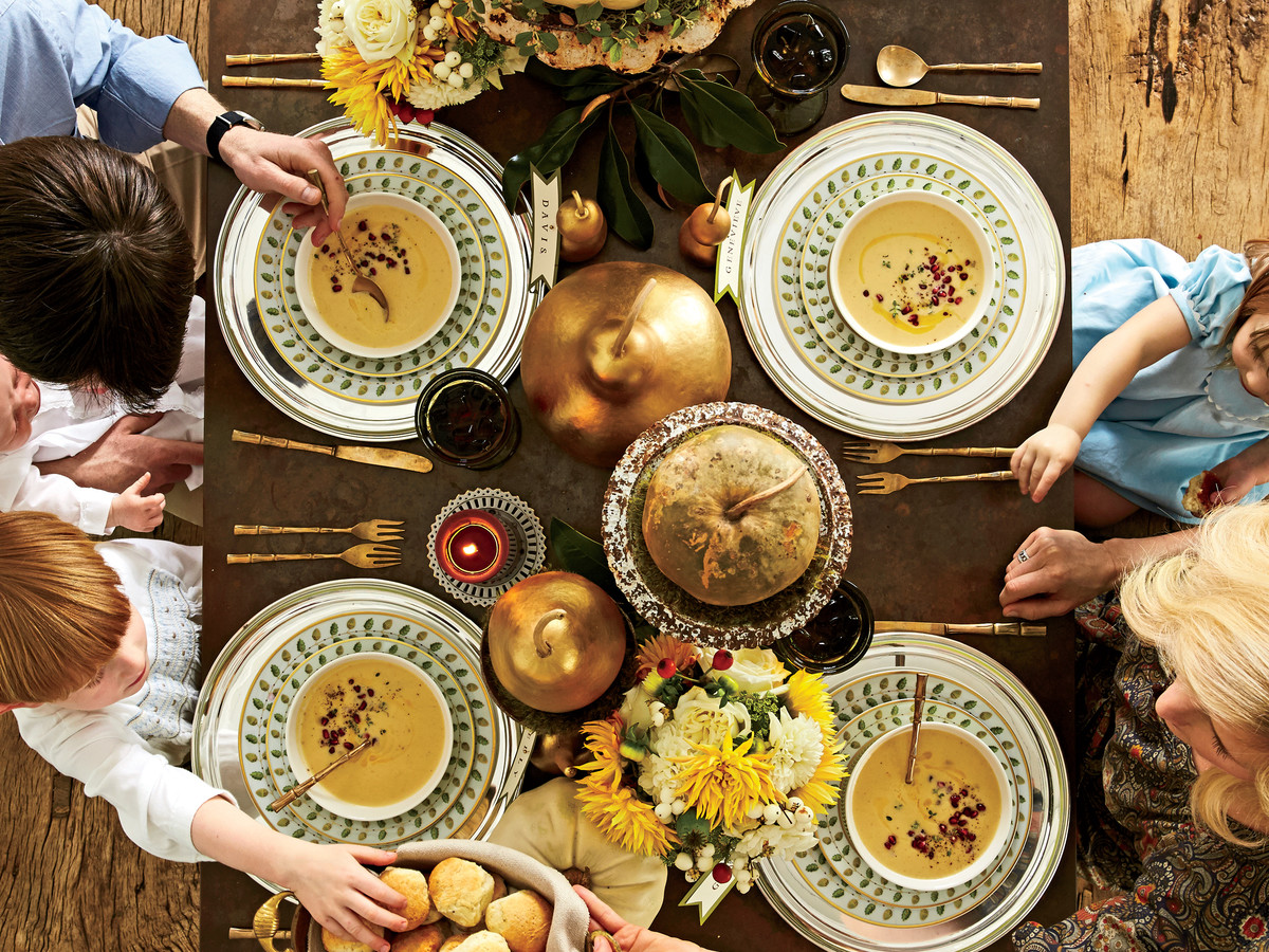 Thanksgiving Recipes From Food Network S Holiday House Call