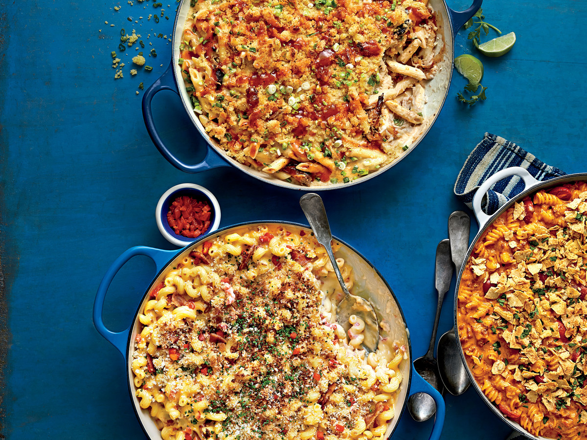 Barbecue Mac and Cheese