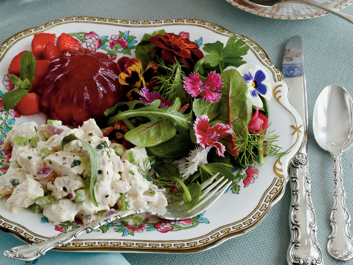 Tarragon Chicken Salad Recipe