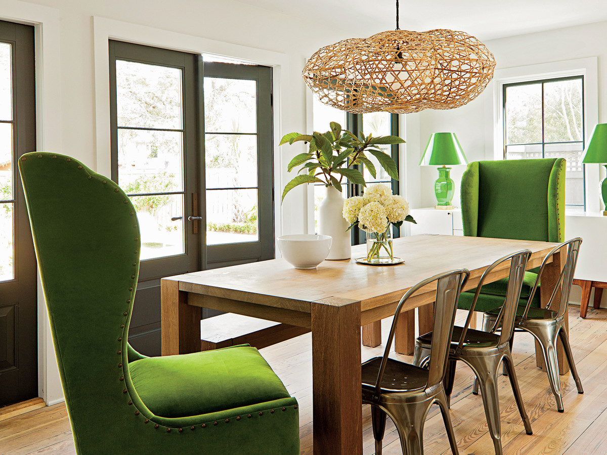5 Old Home Trends That are Starting to Make a Comeback