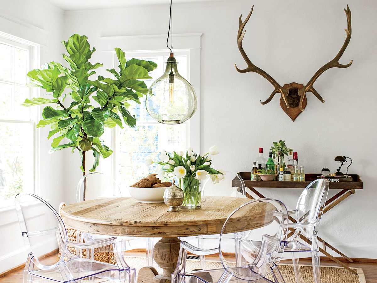 White Dining Room from Jacob Dorsett and James Laughlin in Birmingham, AL