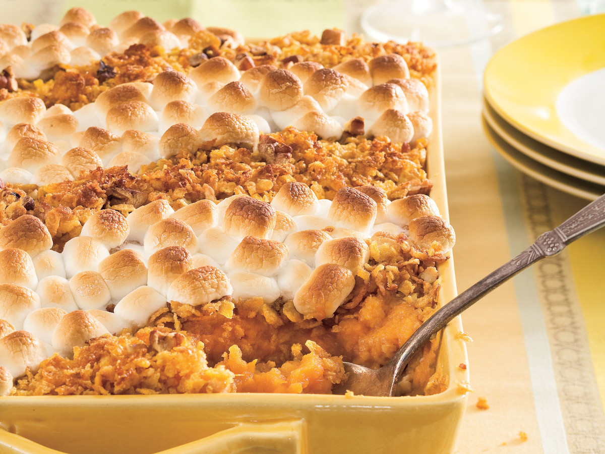 Can You Freeze Sweet Potato Casserole?