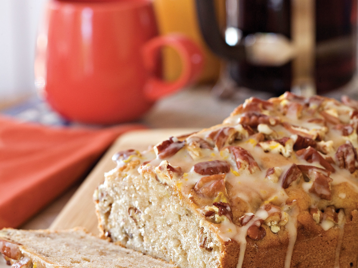 Cream Cheese-Banana-Nut Bread Recipes