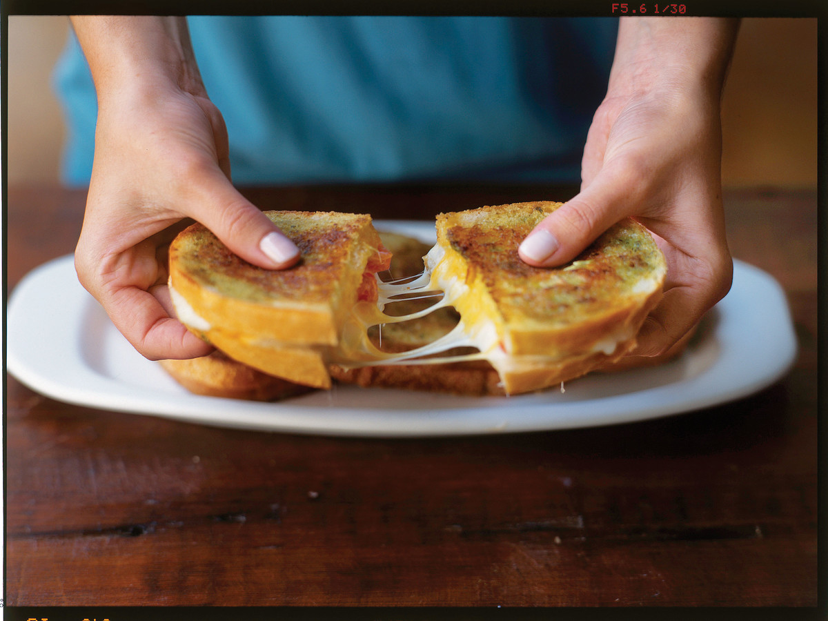 Grilled Cheese: Need We Say More?
