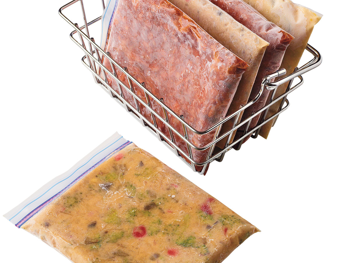 How To Freeze And Store Soup Southern Living