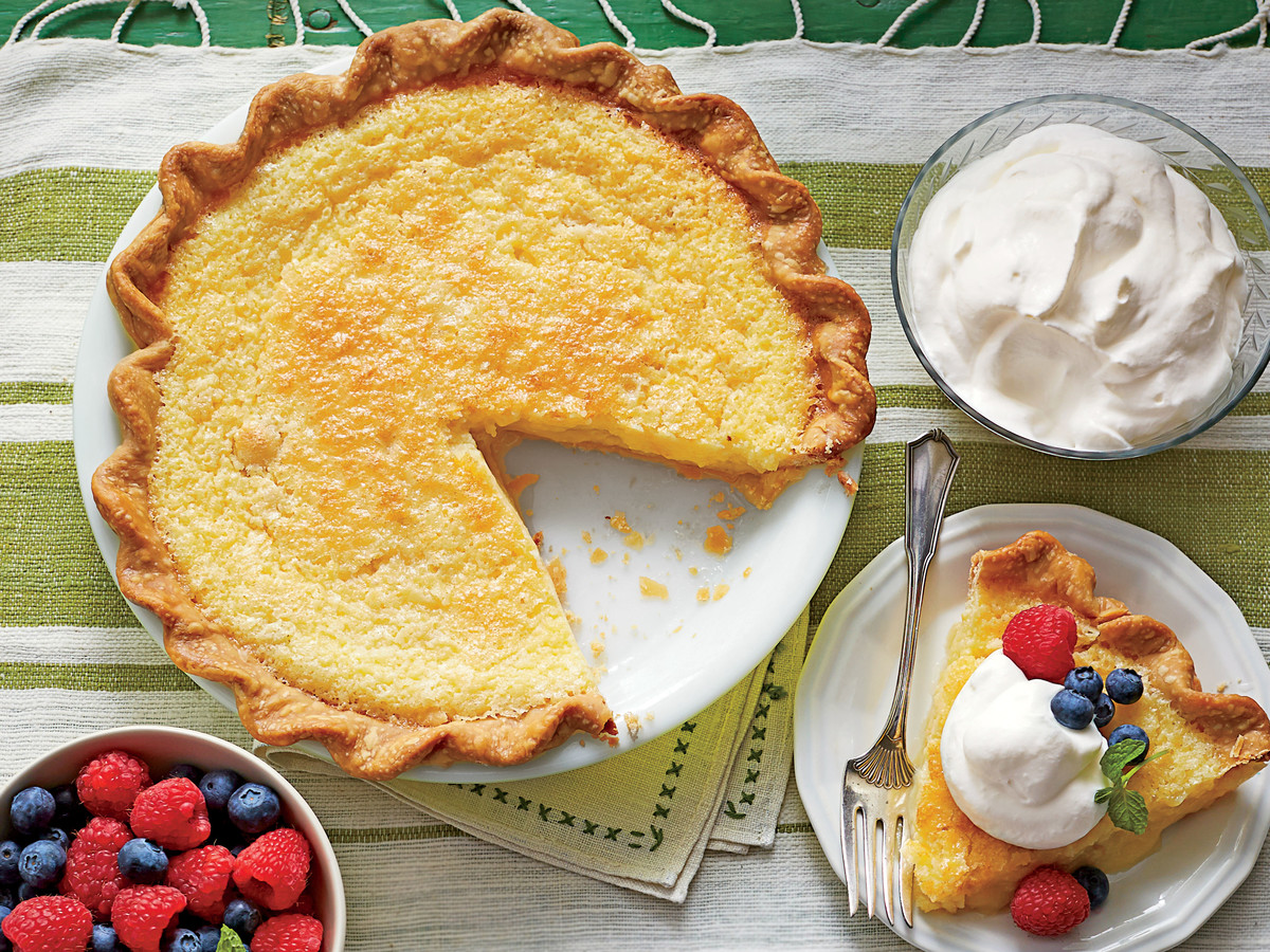 What's the Difference Between Chess Pie and Buttermilk Pie?