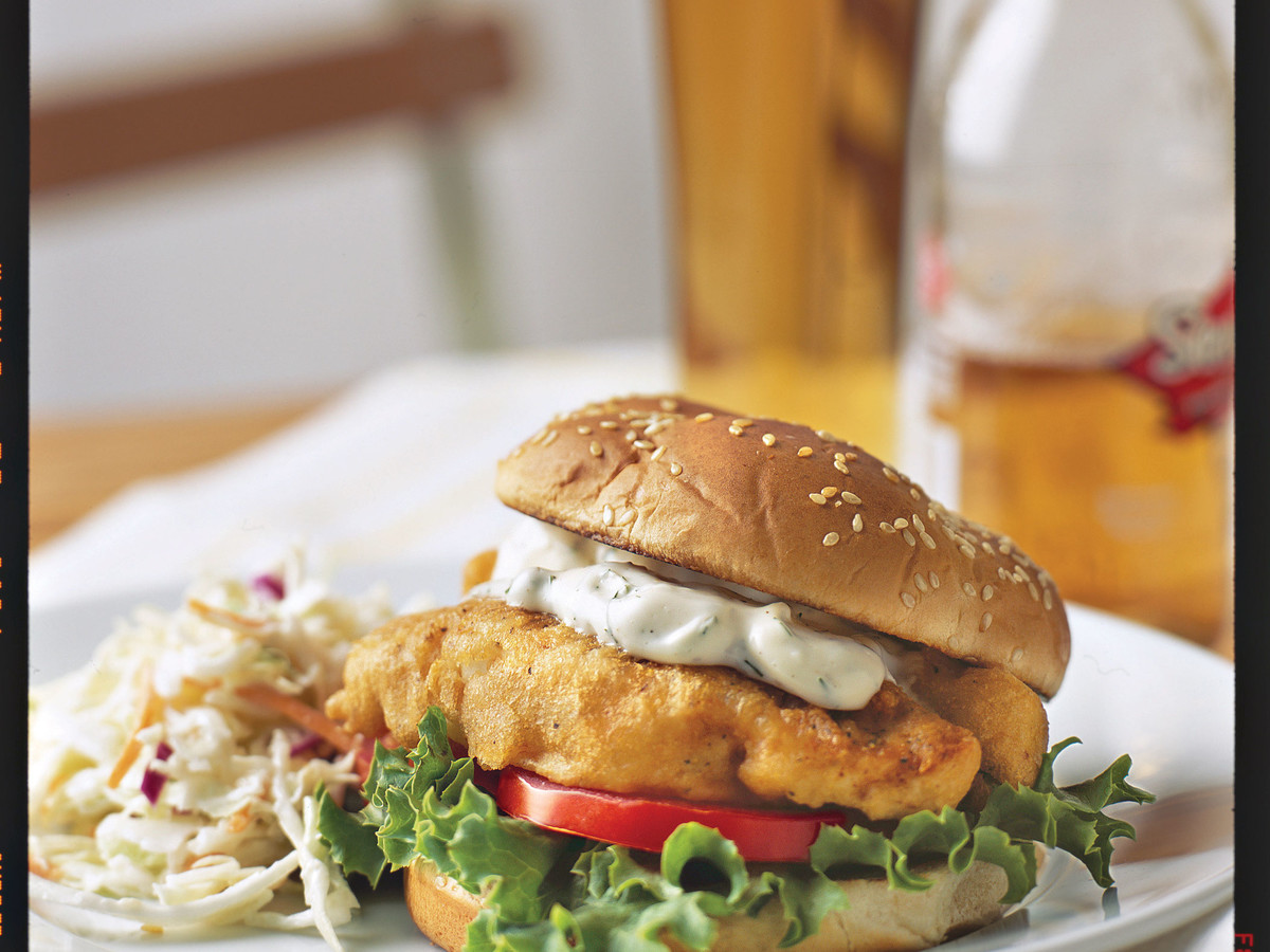 Fantastic Fish Sandwich