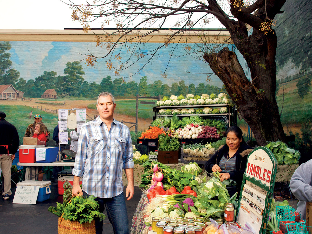 Foodways winner: Richard McCarthy