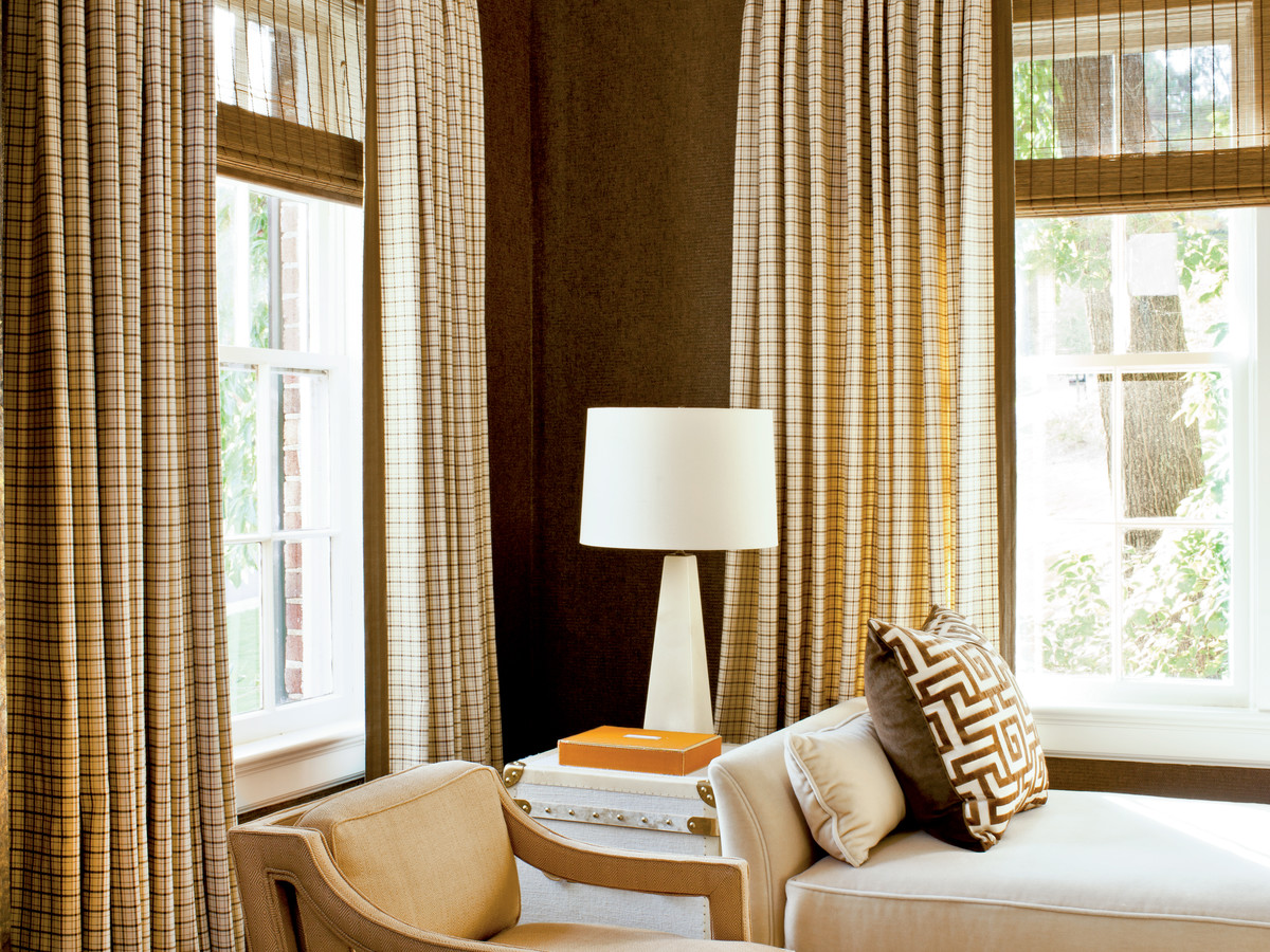 simple window treatments bedroom phoebes formula designer window treatment ideas southern living