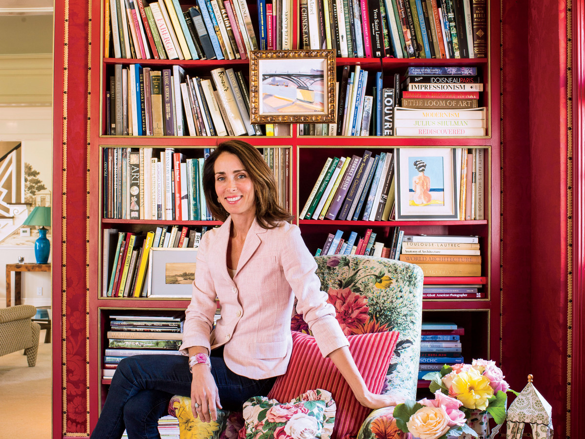 Ruthie Sommers ruthie sommer's cheery approach to chintz - southern living