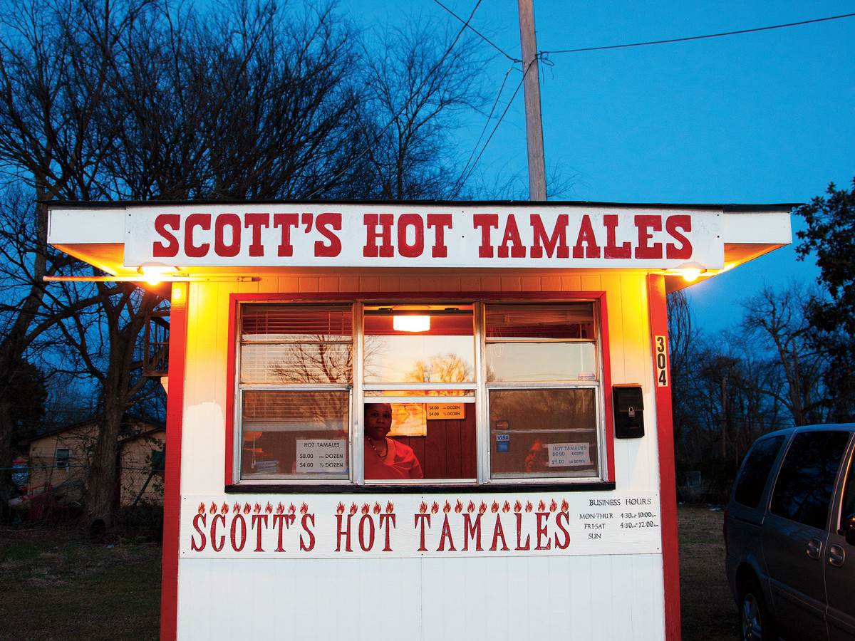 Scott's Hot Tamales, Greenville, Mississippi