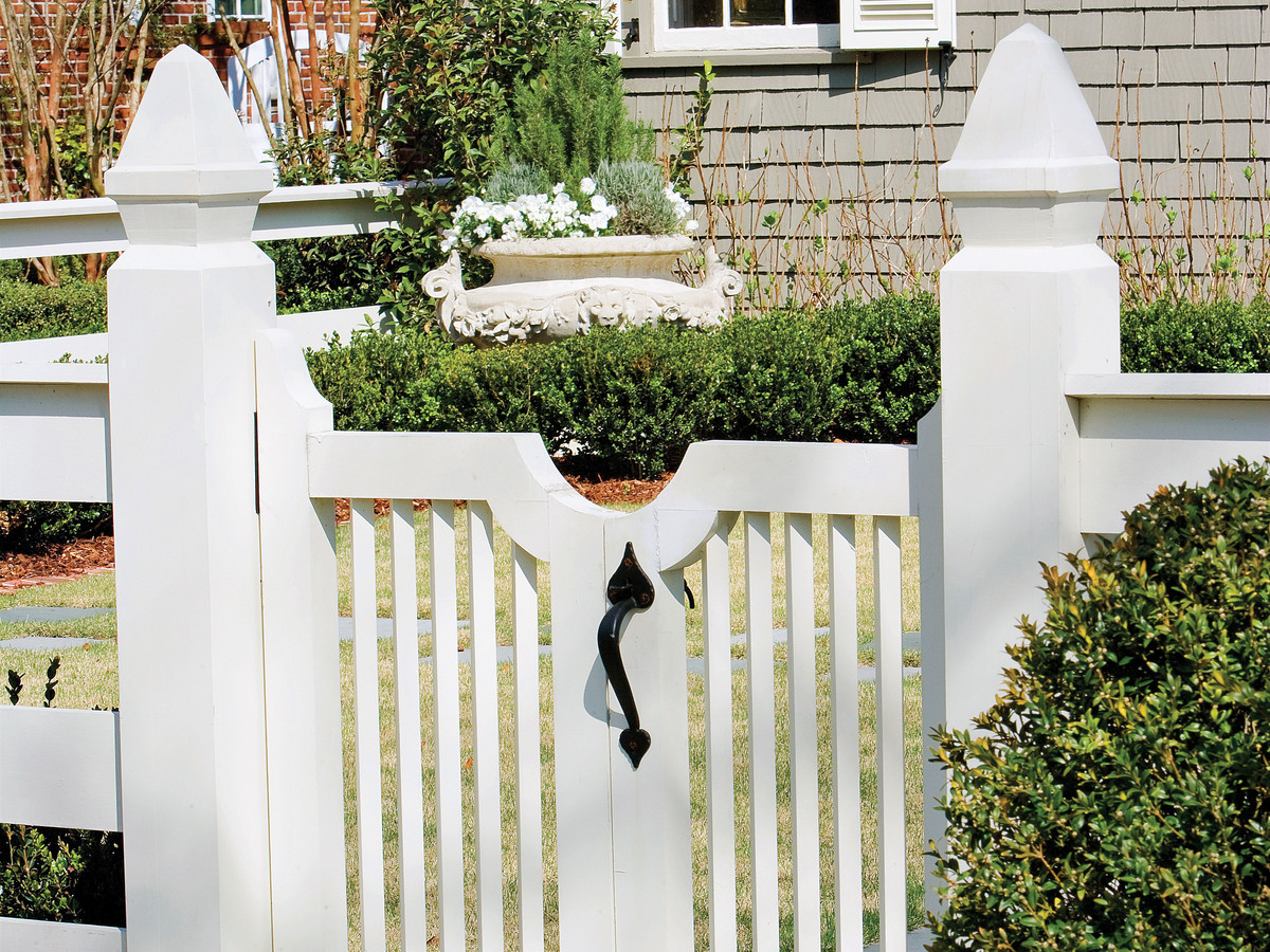 three great gates southern living