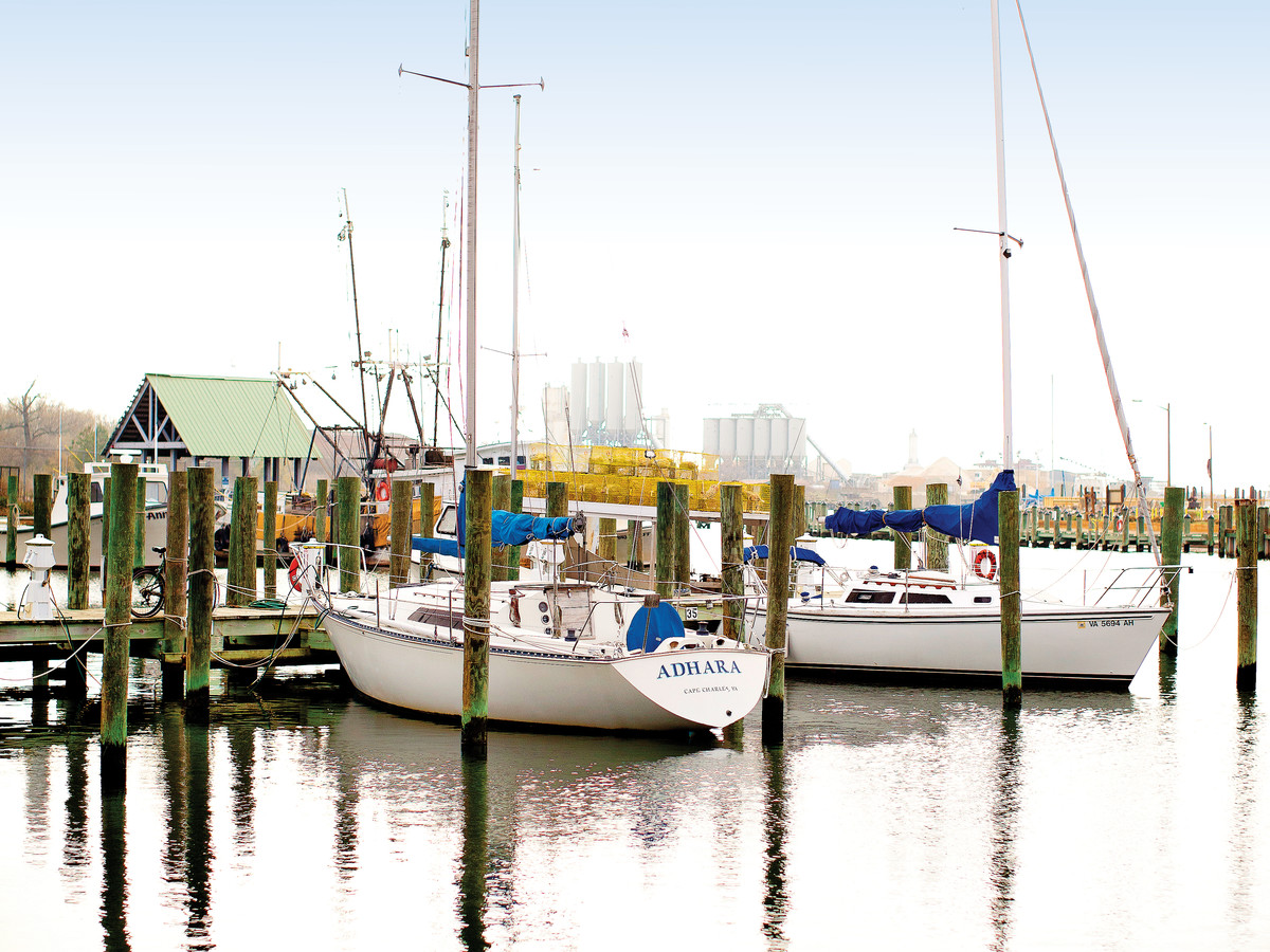Bay Creek Marina in Cape Charles, VA