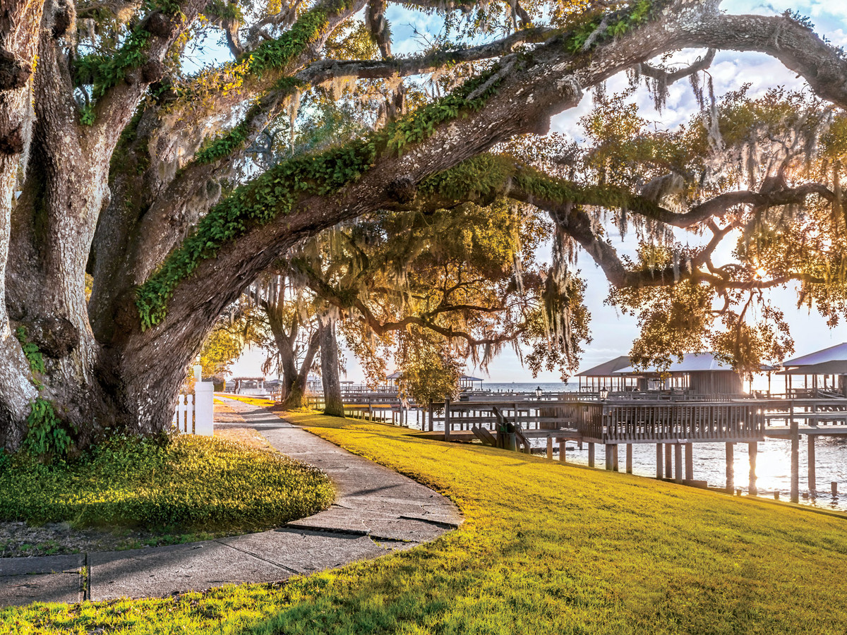 Fairhope, AL Bay View