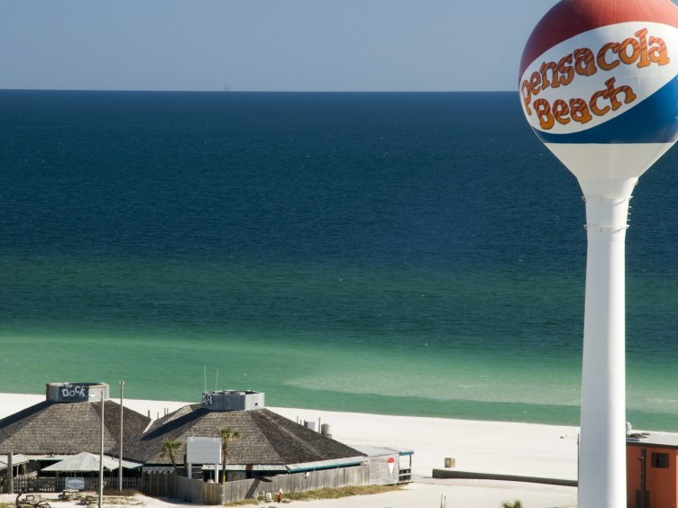 Pensacola Beach Water Tower