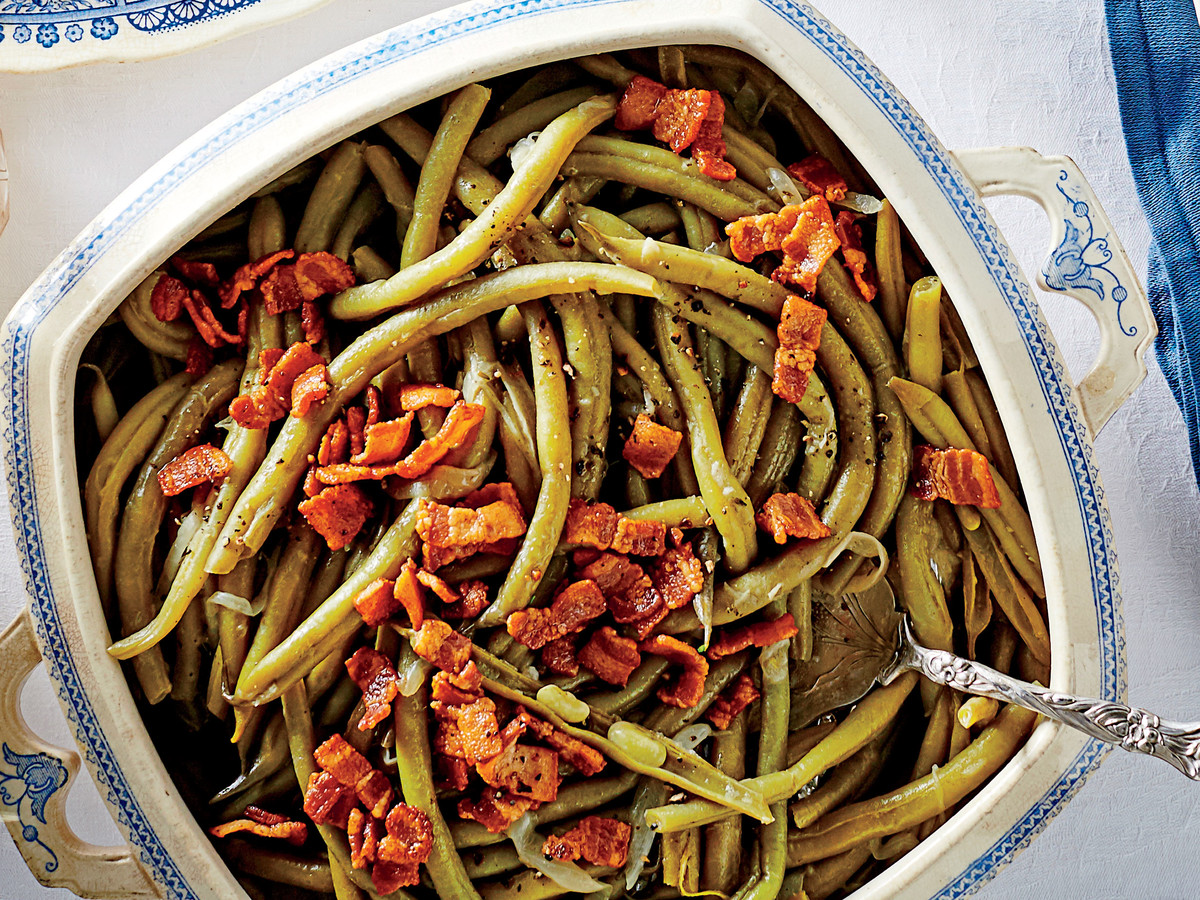 Slow-Cooker Green Beans