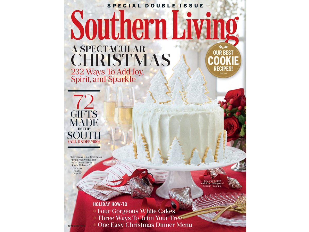 Southern Living Coconut Cake With Rum Filling And Ermine Frosting