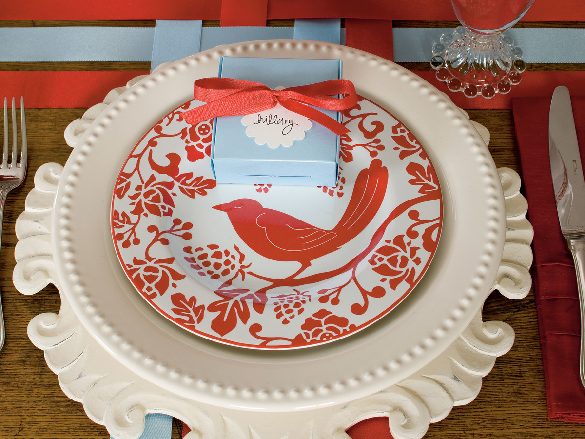 Our Favorite Pink and White China Southern Living