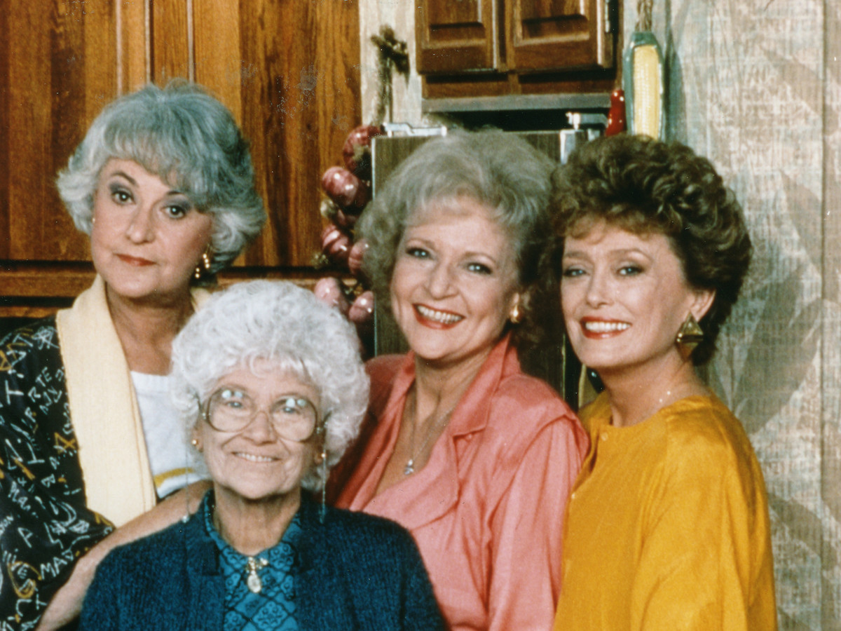 16 Things You Didnt Know About The Golden Girls Southern Living