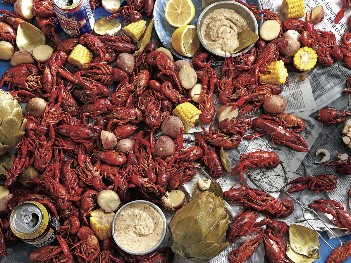 The Start of Crawfish Season
