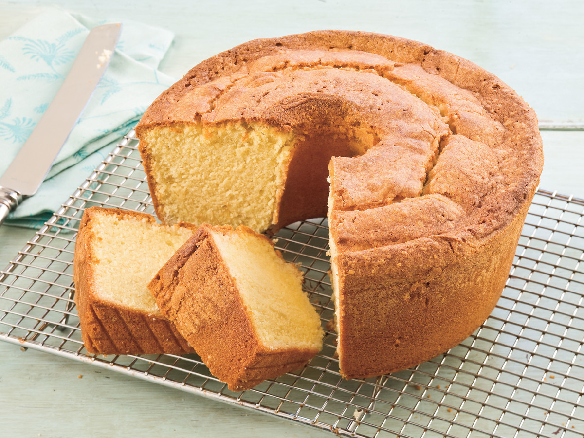 Key Lime Pound Cake Recipe Southern Living