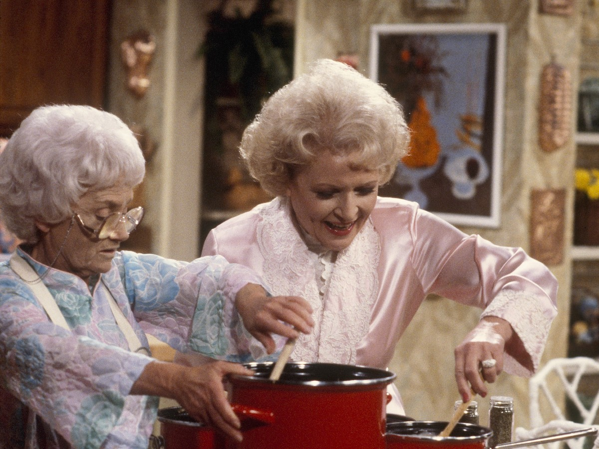 Sophia and Rose Cooking