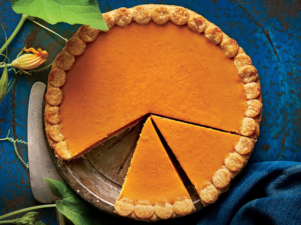 Our Best Ever Pumpkin Pie