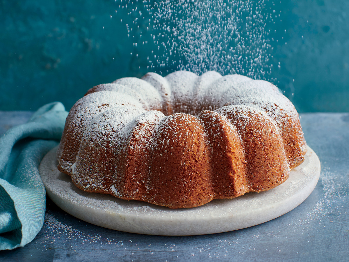 Southern Living Strawberry Cream Cheese Pound Cake