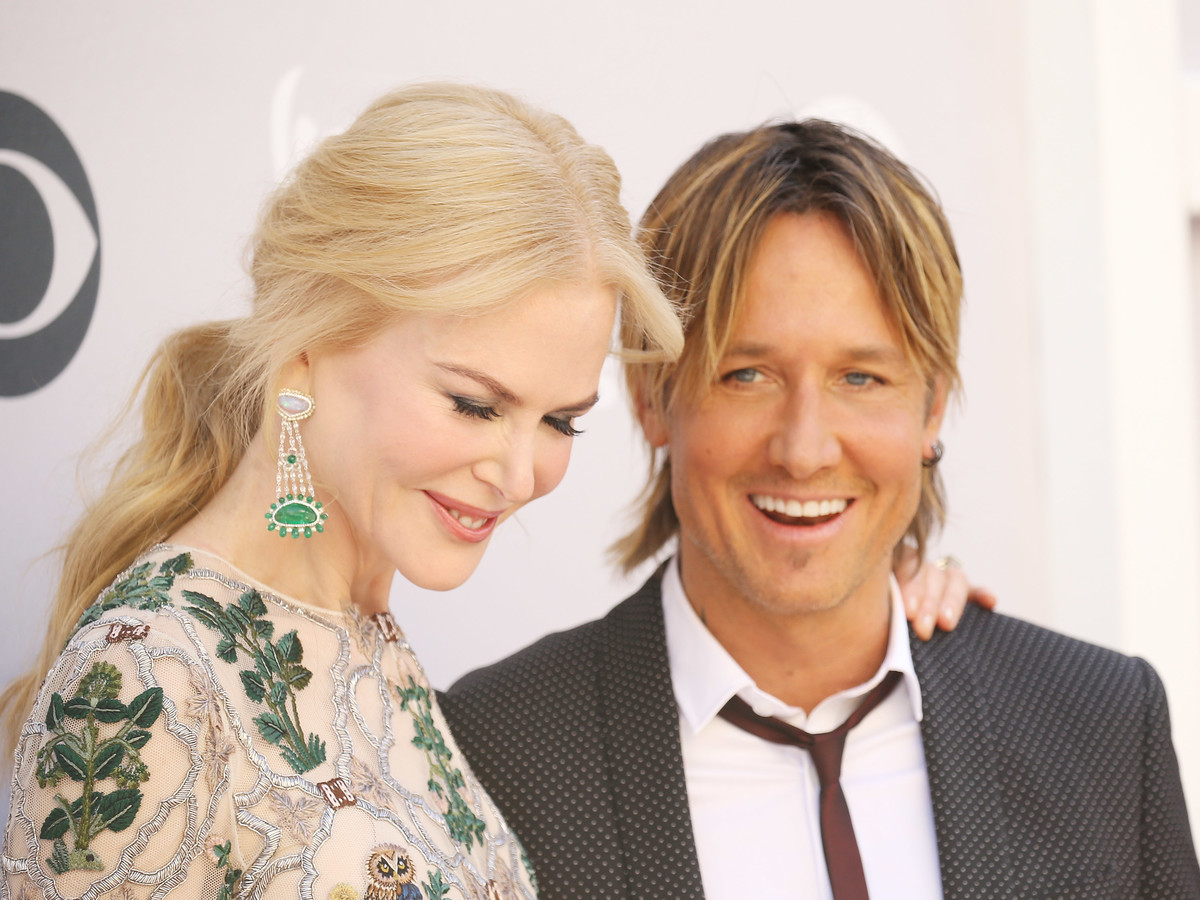 Nicole Kidman Keith Urban Wedding: 11 Reasons Why We're Obsessed With Keith Urban And Nicole