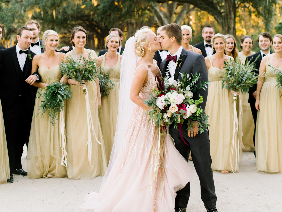 Southern wedding ideas southern living autumn wedding charleston junglespirit Choice Image