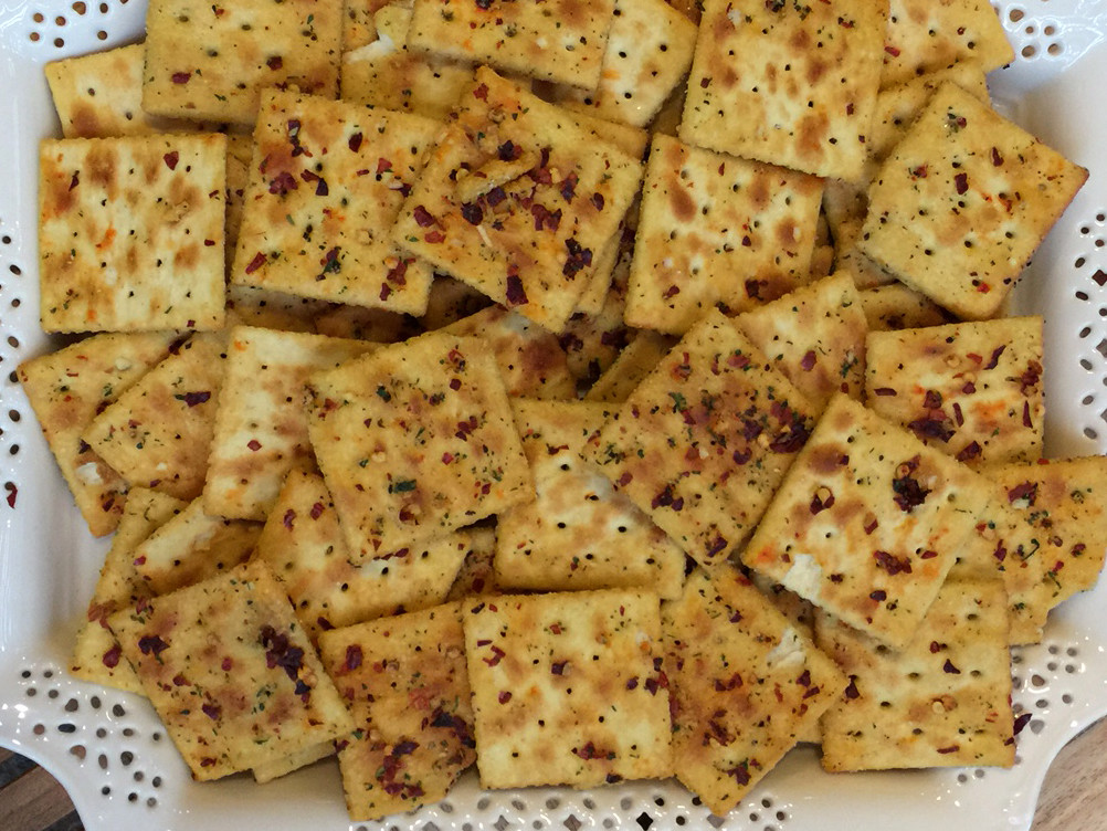 Alabama Fire Cracker Saltines