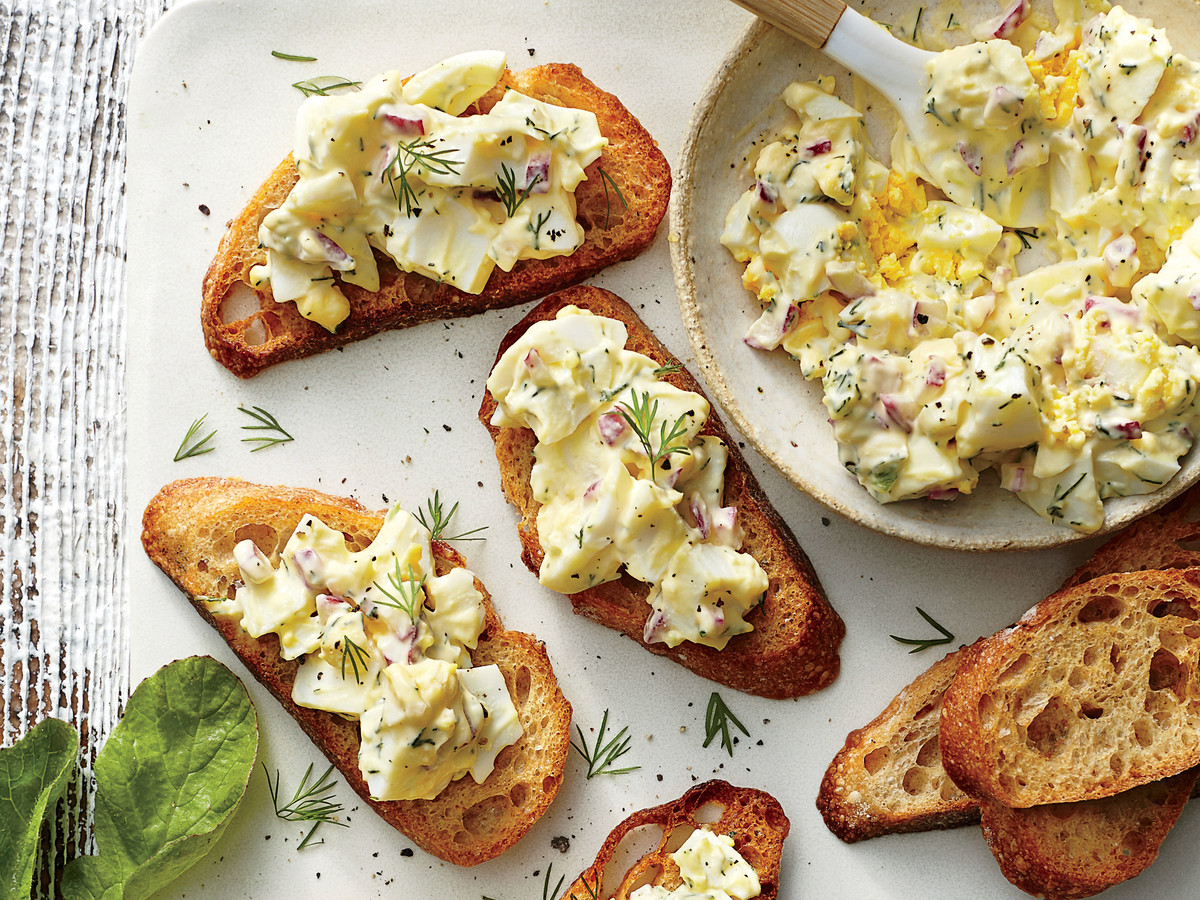 Picnic Egg Salad