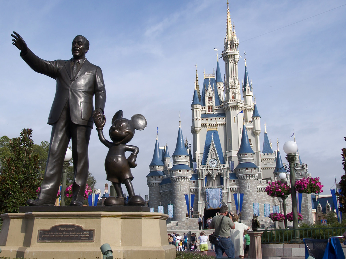 If Hurricane Irma Forces Walt Disney World To Close—They ...