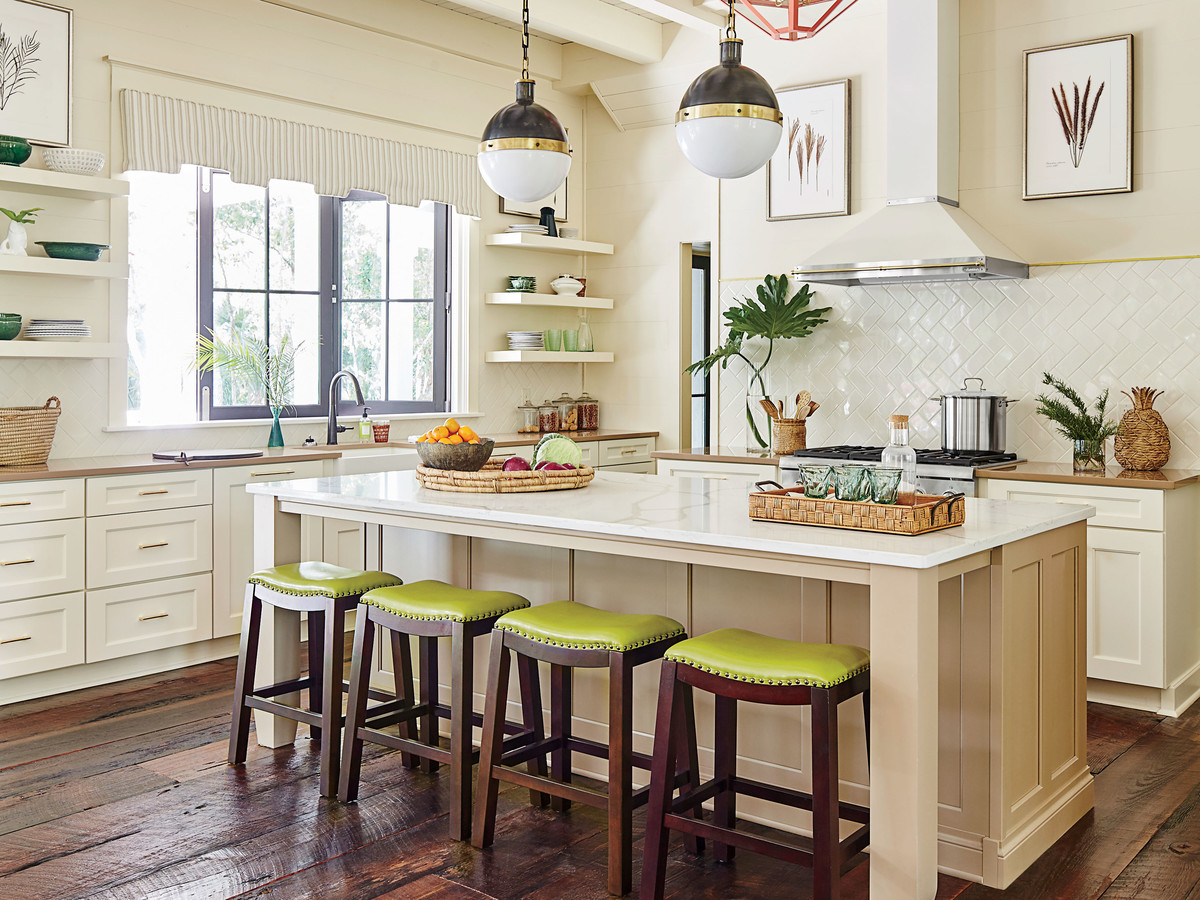 You Re About To See This Tile Trend In Kitchens Everywhere