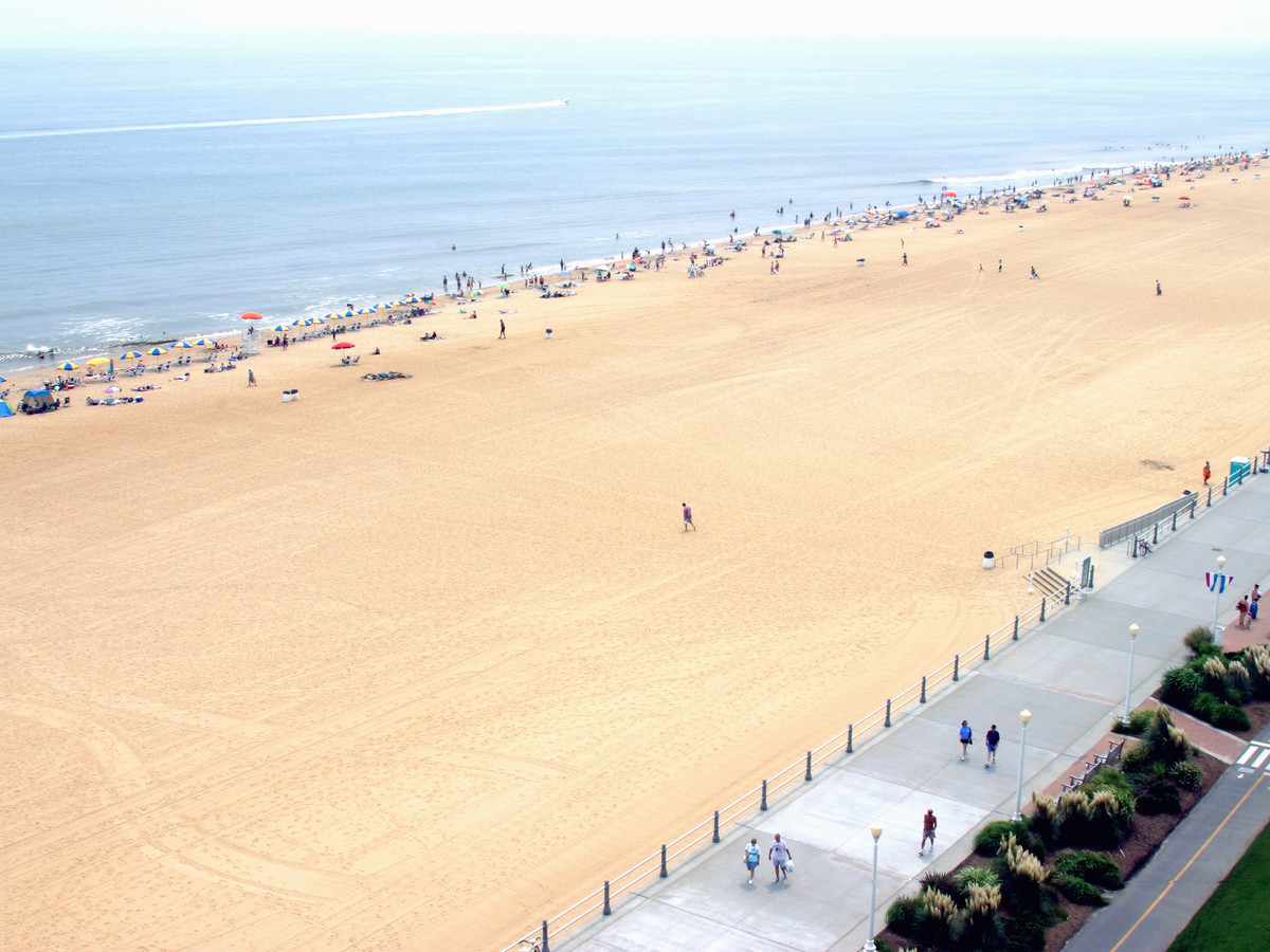 just in time for summer: virginia beach just got its first all