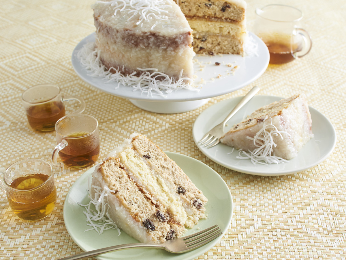 Japanese Fruitcake Recipe